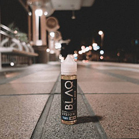 Visions by BLAQ Vapor eJuice #2