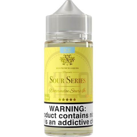 Watermelon Sours Ice by Kilo E-Liquids Sour Series #1