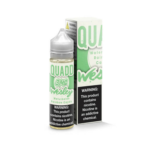 Wesley by Quadd E-Liquid #1