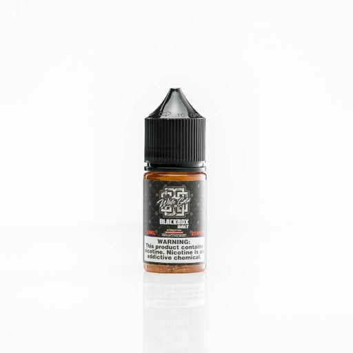 White Gold Nicotine Salt by Black Box E-Liquid