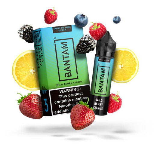 Wild Berry Citrus by Bantam E-Liquid