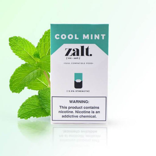 Zalt Pods Cool Mint