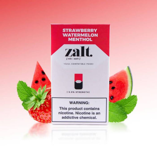 Zalt Pods Strawberry Watermelon Menthol