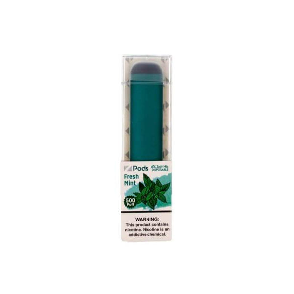Ziip Disposable Device Fresh Mint