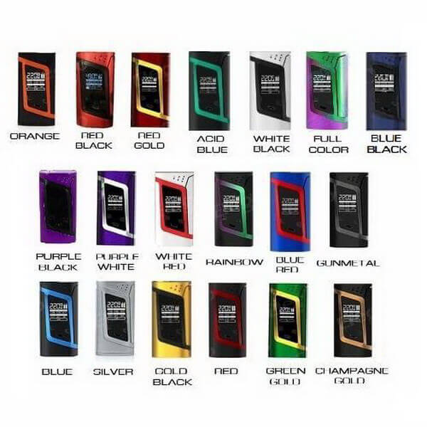 Smok Alien 220W TC Mod Only #2