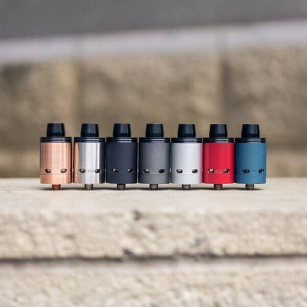 Sub Ohm Innovations SubZero RDA 24mm Hybrid #3
