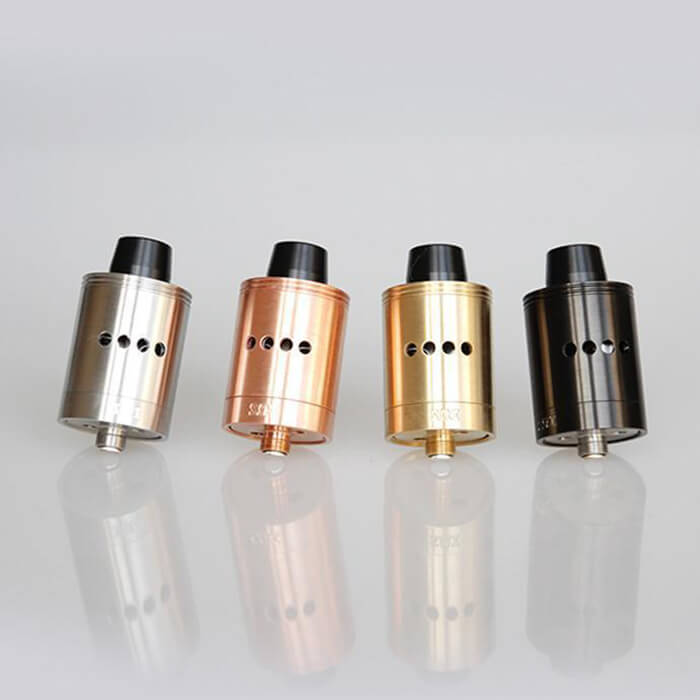 Sub Ohm Innovations SubZeroX Competition RDA #1