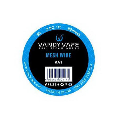 KA1 Mesh Wire Spool by Vandy Vape (5 Feet) #1