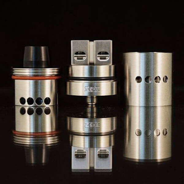 Sub Ohm Innovations SubZeroX Competition RDA #3