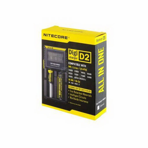 Nitecore D2 Digicharger Battery Charger #1