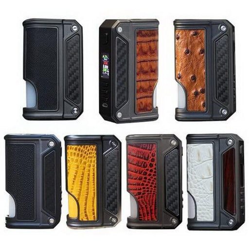 Lost Vape Therion BF DNA75C Squonker Mod (Black Frame) #1
