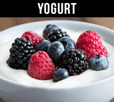 Yogurt e Liquid and eJuice