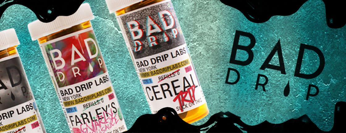 Bad Drip 60ml bottles