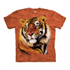 The Mountain Power And Grace Tiger Adult Unisex T-Shirt-Cyberteez