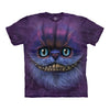 The Mountain Cheshire Cat Adult Unisex T-Shirt-Cyberteez