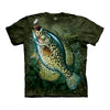 The Mountain Crappie Adult Unisex T-Shirt-Cyberteez