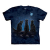 The Mountain Wish Upon A Star Adult Unisex T-Shirt-Cyberteez