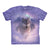 The Mountain Northern Lights Adult Unisex T-Shirt