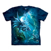 The Mountain Sea Dragon Adult Unisex T-Shirt-Cyberteez