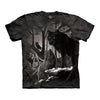 The Mountain Dire Winter Wolf Wolves Adult Unisex T-Shirt-Cyberteez