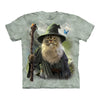 The Mountain Catdalf Adult Unisex T-Shirt-Cyberteez