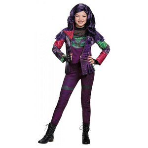 Disney Descendants Mal Prestige Girls Child Kids Costume  sc 1 st  Cyberteez & Costumes-Kids - Cyberteez