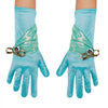 Aladdin Jasmine Princess Girls Child Costume Gloves-Cyberteez
