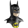 Batman Adult Size Latex Costume Mask w/ Cowl And Logo DC Comics-Cyberteez