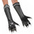 Black Panther Gloves Men's Adult Costume Accessory