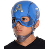 Captain America Boys Kids Child Size Full Costume Mask-Cyberteez