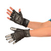 Captain America Winter Soldier Men's Adult Size Gloves Costume Accessory-Cyberteez