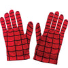 Spider Man Adult Size Costume Gloves Marvel Spidey Peter Parker-Cyberteez