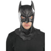 Batman Adult Size Full Overhead Latex Mask w/ Cowl DC Comics Ages 14+-Cyberteez