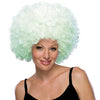 Afro Glow In The Dark Huge Size Adult Disco Costume Party Wig-Cyberteez