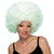 Afro Glow In The Dark Huge Size Adult Disco Costume Party Wig