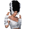 Bride Of Frankenstein Women's Adult Size Monster Bride Costume Wig-Cyberteez