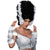 Bride Of Frankenstein Women's Adult Size Monster Bride Costume Wig