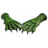 Creature From The Black Lagoon Hands Gloves Adult Latex Costume Accessory-Cyberteez