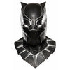 Black Panther Mask Men's Overhead Latex Costume Accessory-Cyberteez