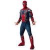 Iron Spider Man Costume Men's Deluxe Avengers Endgame Infinity War Jumpsuit-Cyberteez