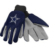 Dallas Cowboys NFL Team Adult Size Utility Work Gloves-Cyberteez