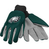 Philadelphia Eagles NFL Team Adult Size Utility Work Gloves-Cyberteez