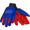 Buffalo Bills NFL Team Adult Size Utility Work Gloves-Cyberteez