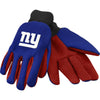 New York Giants NFL Team Adult Size Utility Work Gloves-Cyberteez