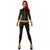 Black Widow Women's Jumpsuit Marvel Avengers Costume