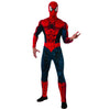 Spider Man Men's Deluxe Muscle Chest Costume-Cyberteez