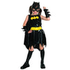 Batgirl Costume Dress Girls Black Batman Child Kids Youth Outfit-Cyberteez