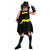 Batgirl Costume Dress Girls Black Batman Child Kids Youth Outfit