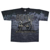 AC/DC For Those About To Rock Cannon Tie Dye T-Shirt-Cyberteez