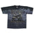 AC/DC For Those About To Rock Cannon Tie Dye T-Shirt